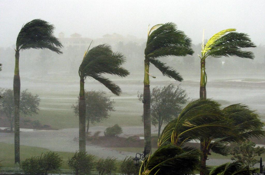 Em outro trecho do vídeo a médica fala sobre como ela e a família se preparam para enfrentar o Furacão Irma