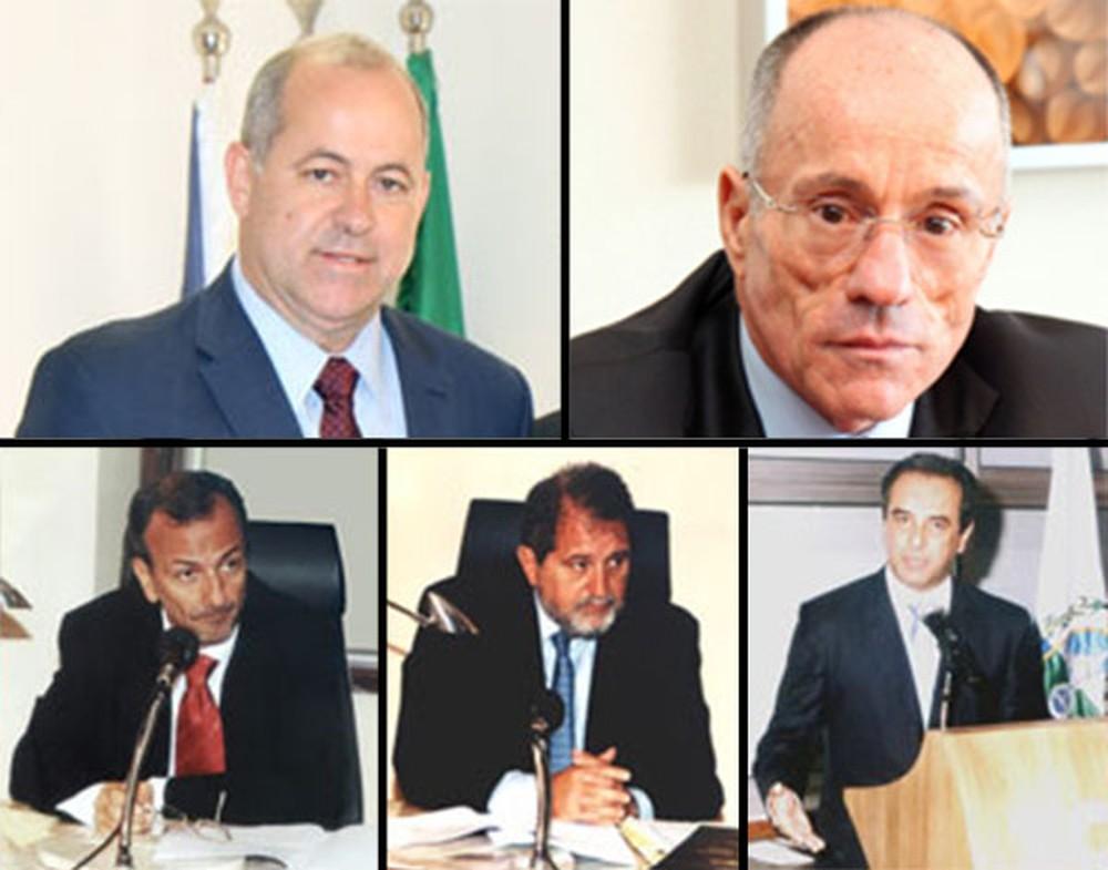 Conselheiros do TCE-RJ deixam presídio de Bangu