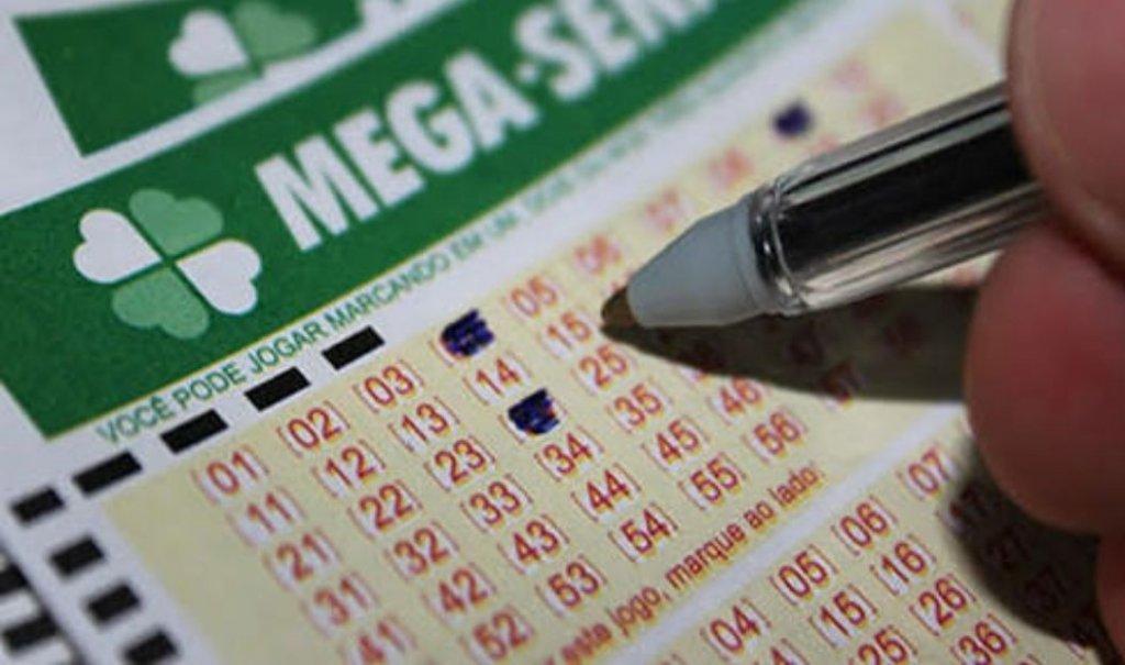 Ninguém acerta as 6 dezenas e prêmio da Mega Sena acumula para R$ 68 milhões