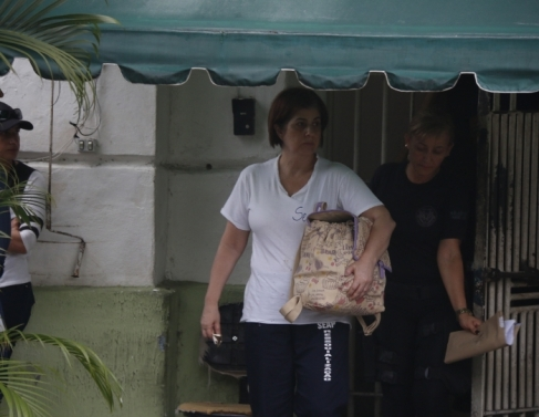 Delatados pela JBS, Anthony Garotinho e Rosinha são presos no Rio