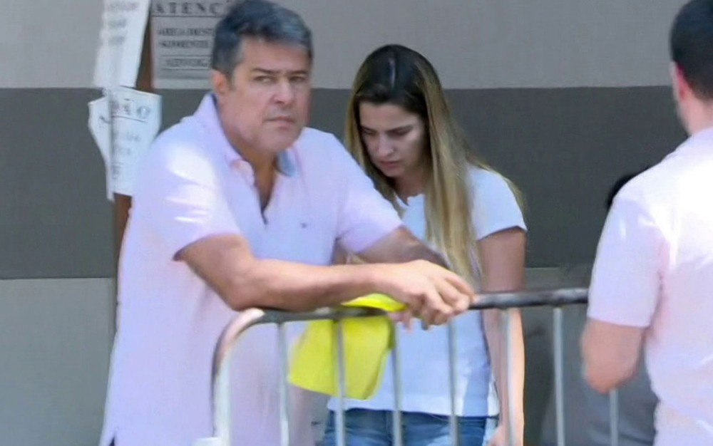 Garotinho diz ter sido agredido na cadeia e presta queixa