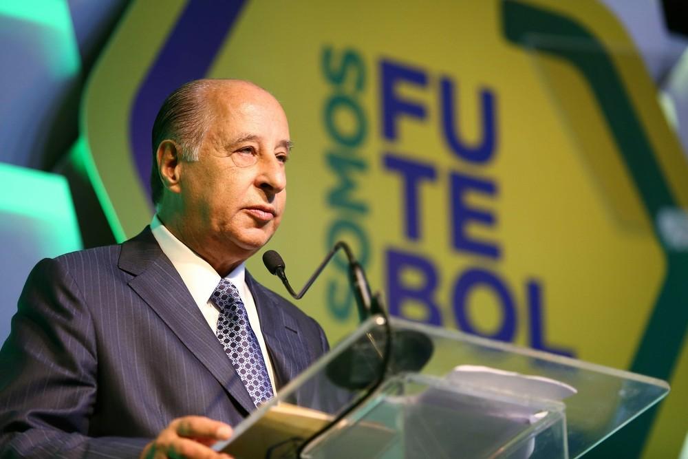 Fifa suspende Marco Polo Del Nero, presidente da CBF, por 90 dias