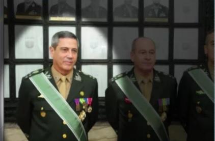 Alto comando do Exército está reunido para tratar da intervenção no Rio