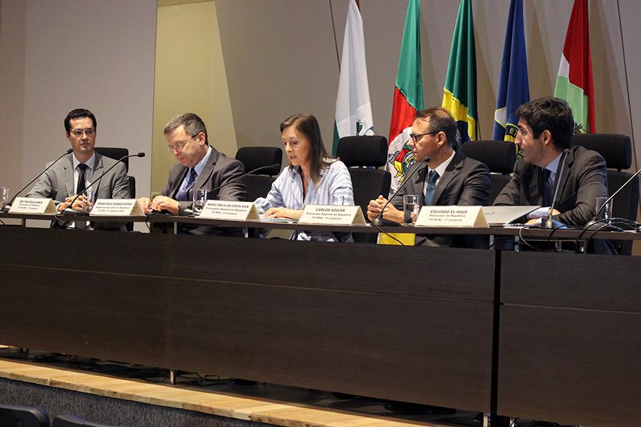 Procuradores da Lava Jato alinham atuação nas três instâncias do MPF