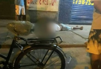 Morador de rua assassinado no Parque Guarus