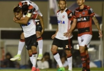 Flamengo se classifica para as quartas da Copa do Brasil