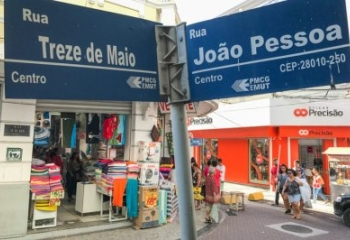 IMTT interdita ruas do Centro para as compras de Natal