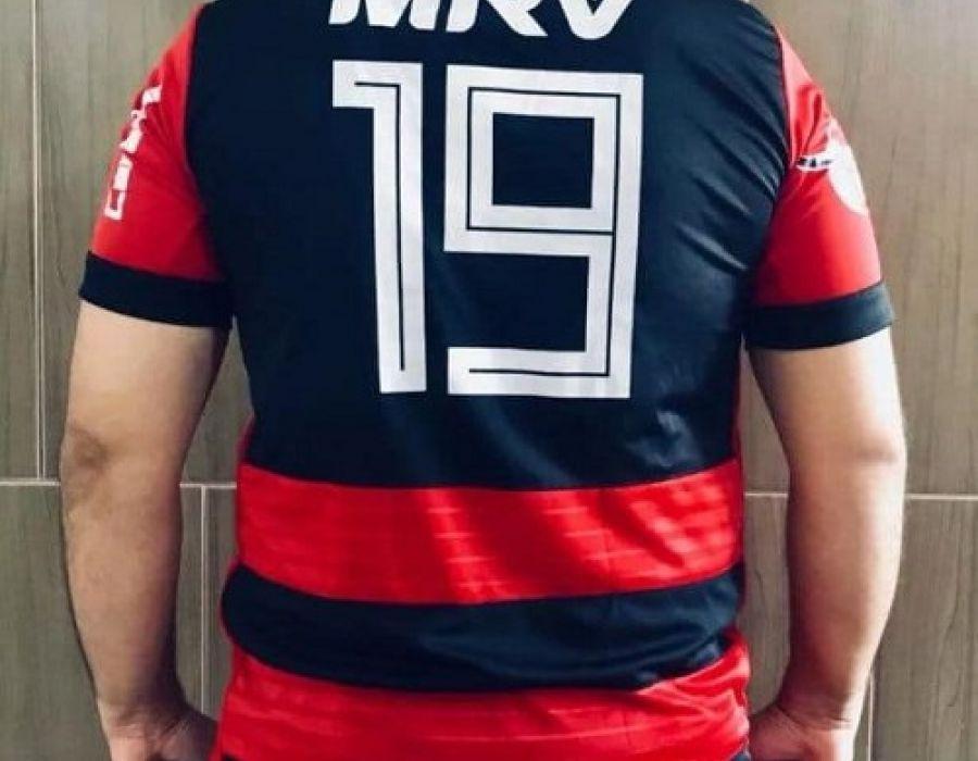 9bdb497f15 Suposta nova camisa do Flamengo vaza nas redes sociais - NF Notícias
